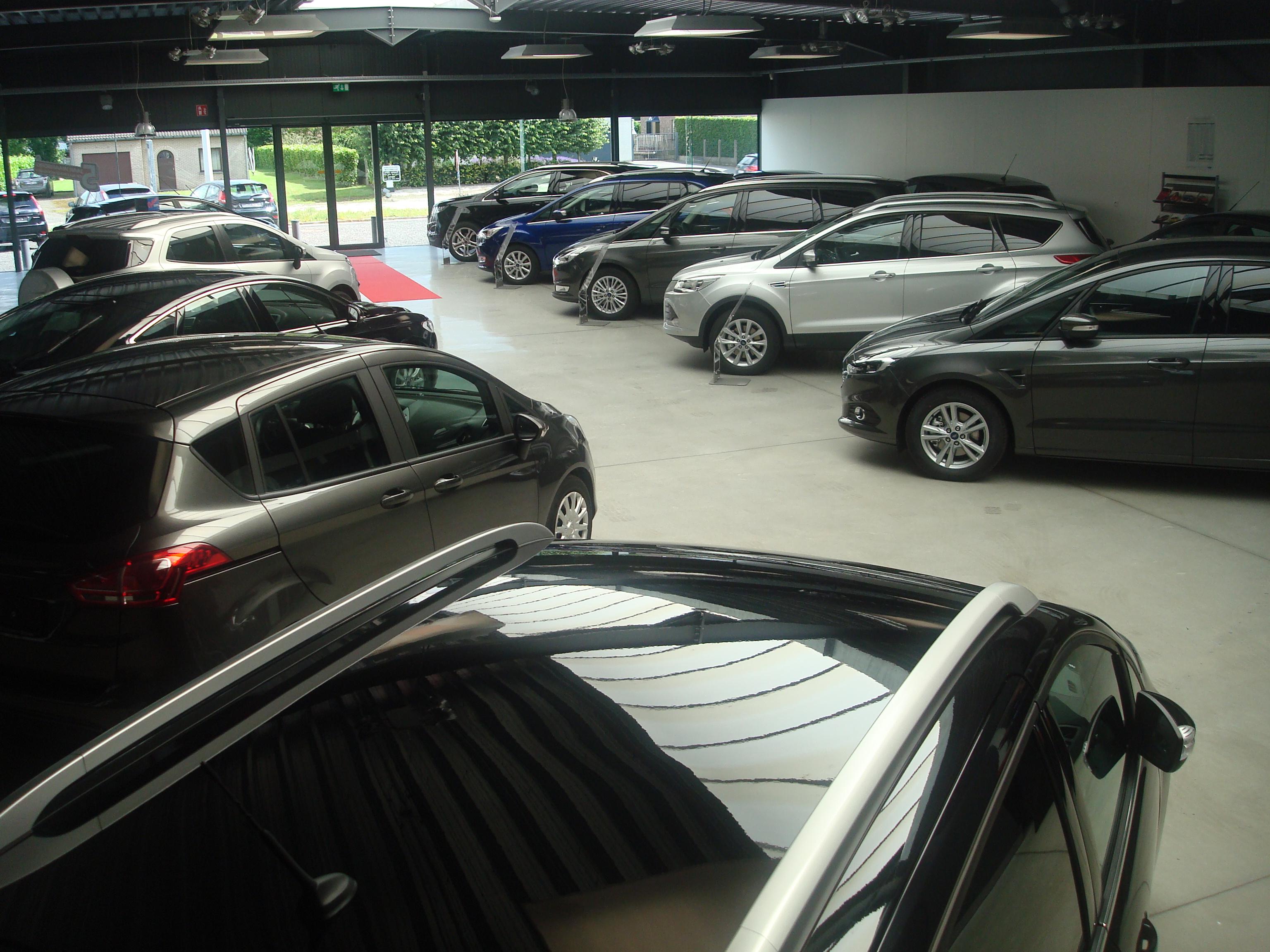 Garage Berghen NV